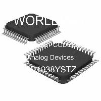 AD1938YSTZ - Analog Devices Inc - Interface - CODECs