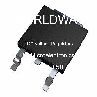 LD1117DT50TR - STMicroelectronics
