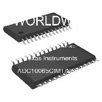 ADC10065CIMT/NOPB - Texas Instruments - Analog to Digital Converters - ADC