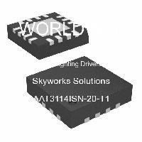 AAT3114ISN-20-T1 - Skyworks Solutions Inc - LED照明ドライバー
