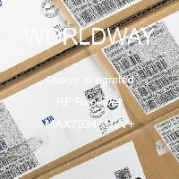 MAX7034AUI/V+ - Maxim Integrated Products - RF受信機