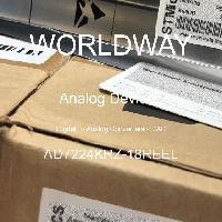 AD7224KRZ-18REEL - Analog Devices Inc - Digital to Analog Converters - DAC