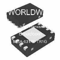 MGA-631P8-TR1G - Broadcom Limited - RF JFET 트랜지스터