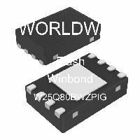 W25Q80BWZPIG - Winbond Electronics Corp