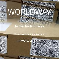 OPA843IDBVR - Texas Instruments - High Speed Operational Amplifiers
