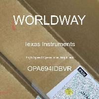 OPA694IDBVR - Texas Instruments - High Speed Operational Amplifiers