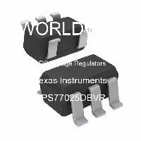 TPS77025DBVR - Texas Instruments