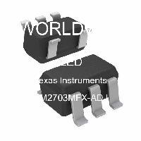 LM2703MFX-ADJ - Texas Instruments - LED