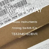 TS12A4516DBVR - Texas Instruments - Analog Switch ICs