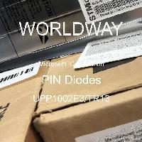 UPP1002E3/TR13 - Microsemi Corporation - PIN diodos