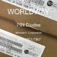 UPP1001/TR7 - Microsemi Corporation - PIN Diodes