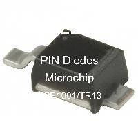UPP1001/TR13 - Microsemi Corporation - PINダイオード