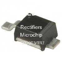 UPR20E3/TR7 - Microsemi - Rectificadores
