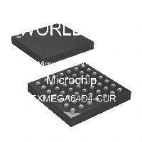 ATXMEGA64D4-CUR - Microchip Technology Inc - Microcontroladores - MCU