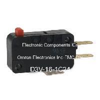 D3V-16-1C24 - OMRON Electronic Components LLC