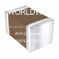 08051U2R7BAT4A - AVX Corporation - Condensateurs céramique multicouches MLCC - S