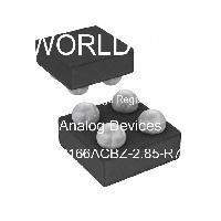 ADP166ACBZ-2.85-R7 - Analog Devices Inc - Reguladores de voltaje LDO