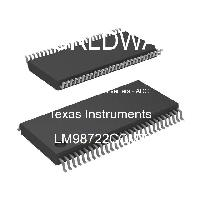 LM98722CCMT - Texas Instruments