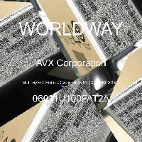 06031U100FAT2A - AVX Corporation - Condensateurs céramique multicouches MLCC - S