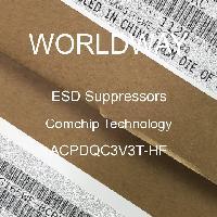 ACPDQC3V3T-HF - Comchip Technology - ESD 억 제기