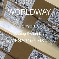 FSA3157L6X - ON Semiconductor - 아날로그 스위치 IC