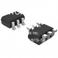 BZX84C5V6TS-7-F - Diodes Incorporated