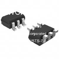 BZX84C7V5TS-7-F - Diodes Incorporated