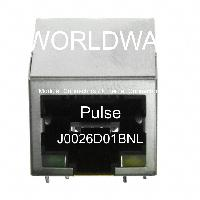 J0026D01BNL - Pulse Electronics Corporation - Conectores modulares / Conectores Ethernet