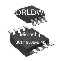 MCP1650S-E/MS - Microchip Technology Inc
