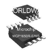 MCP1650R-E/MS - Microchip Technology Inc