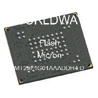MT29F1G01AAADDH4:D - Micron Technology Inc - Flash