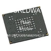MT29F1G08ABBDAHC:D - Micron Technology Inc
