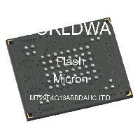MT29F4G16ABBDAHC-IT:D - Micron Technology Inc