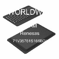 71V35761S166BGI - Renesas Electronics Corporation