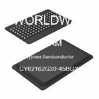 CY62162G30-45BGXI - Cypress Semiconductor