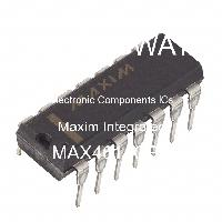 MAX4614CPD - Maxim Integrated Products