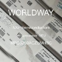 MPC8250ACZUMHBC - NXP Semiconductors - Microprocessors - MPU