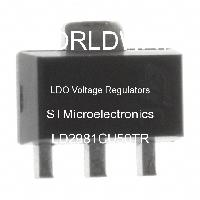 LD2981CU50TR - STMicroelectronics