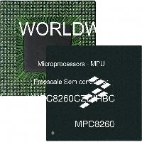 KXPC8260CZUIHBC - NXP Semiconductors - Microprocessori - MPU