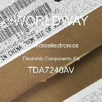 TDA7240AV - STMicroelectronics - 電子部品IC