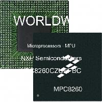 XPC8260CZUHFBC - NXP Semiconductors