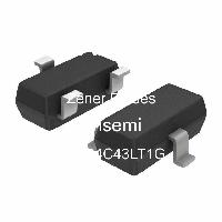 BZX84C43LT1G - ON Semiconductor