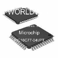 PIC16C77-04I/PT - Microchip Technology Inc