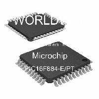 PIC16F884-E/PT - Microchip Technology Inc - Microcontroladores - MCU
