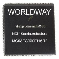MC68EC000EI16R2 - NXP USA Inc. - Microprocessors - MPU