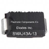 SMAJ43A-13 - Diodes Incorporated