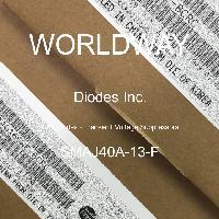 SMAJ40A-13-F - Zetex / Diodes Inc - TVSダイオード-過渡電圧サプレッサ