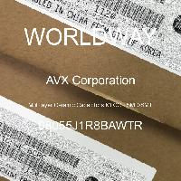 08055J1R8BAWTR - AVX Corporation - Kapasitor Keramik Multilayer MLCC - SMD / SMT