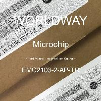 EMC2103-2-AP-TR - Microchip Technology Inc - Capteurs de température enfichables