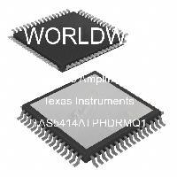 TAS5414ATPHDRMQ1 - Texas Instruments - 오디오 증폭기